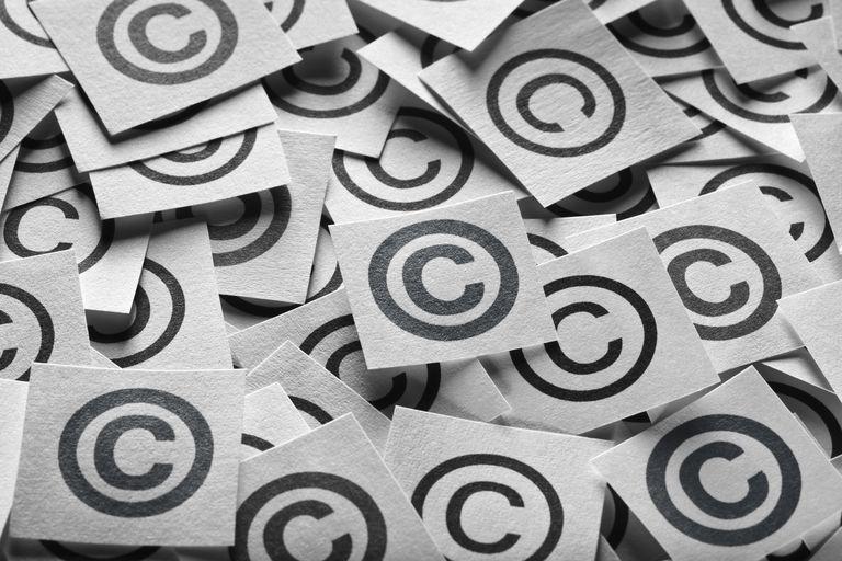 copyright droits d'auteurs